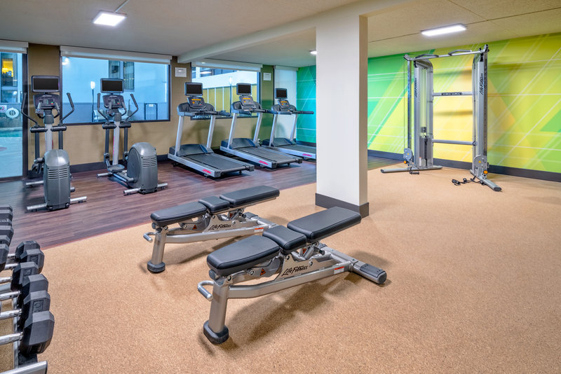 Holiday Inn Morgantown-Reading Area-Work up a sweat in the Fitness Center.<br/>Image from Leonardo