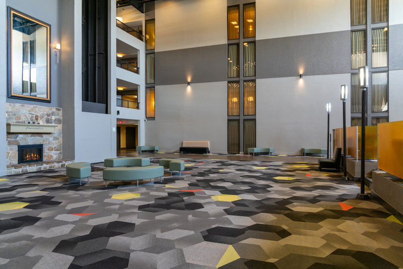 Holiday Inn Morgantown-Reading Area-Relax in our spacious lobby and enjoy free Wi-Fi.<br/>Image from Leonardo