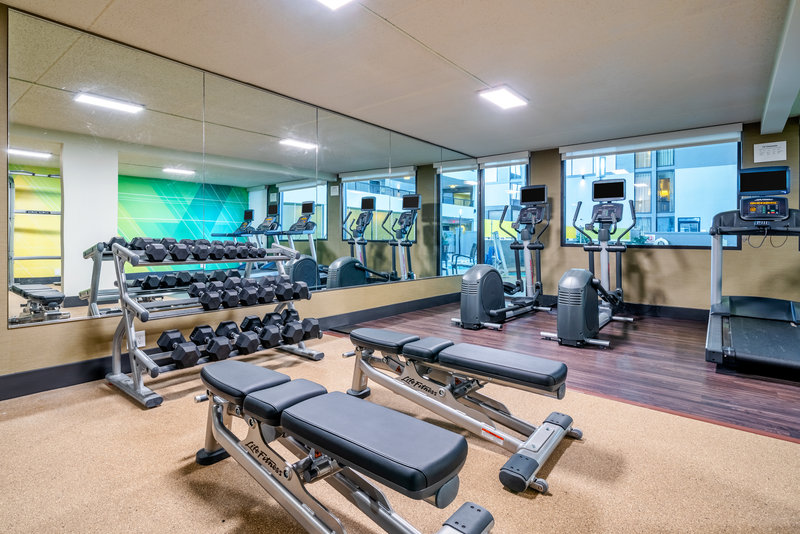 Holiday Inn Morgantown-Reading Area-Continue your workout regimen in our 24 hour fitness center<br/>Image from Leonardo