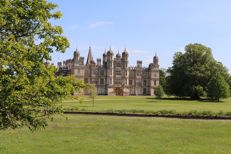Holiday Inn Express Peterborough-Burghley House is a 20-minute drive from our Peterborough hotel.<br/>Image from Leonardo