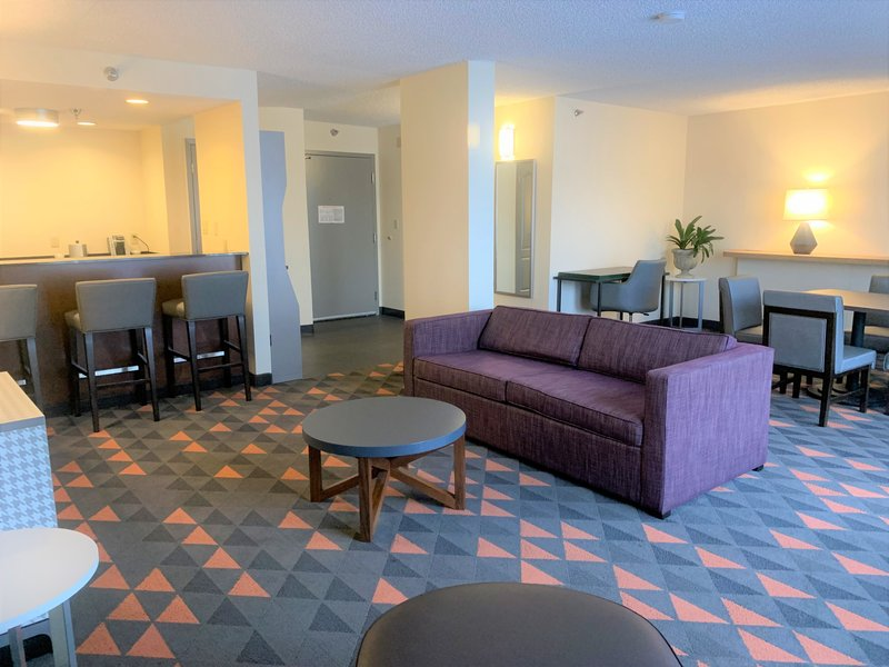 Holiday Inn Asheville - Biltmore West-Hospitality Room with Pull Out Sofa<br/>Image from Leonardo