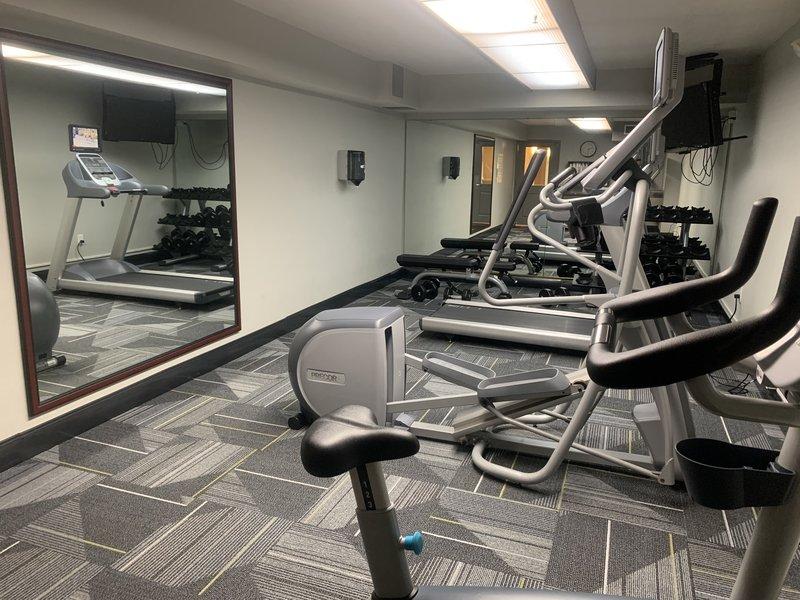 Holiday Inn Asheville - Biltmore West-Fitness Center<br/>Image from Leonardo