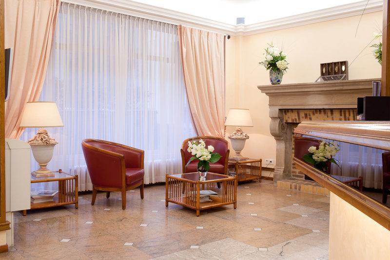 Hotel Sagitta Swiss Q-Lobby<br/>Image from Leonardo