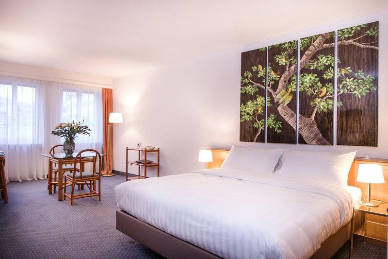 Hotel Sagitta Swiss Q-Executive Queen Studio<br/>Image from Leonardo