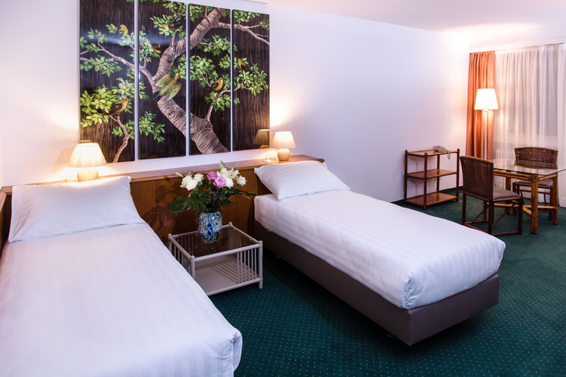 Hotel Sagitta Swiss Q-Executive Twin Studio<br/>Image from Leonardo
