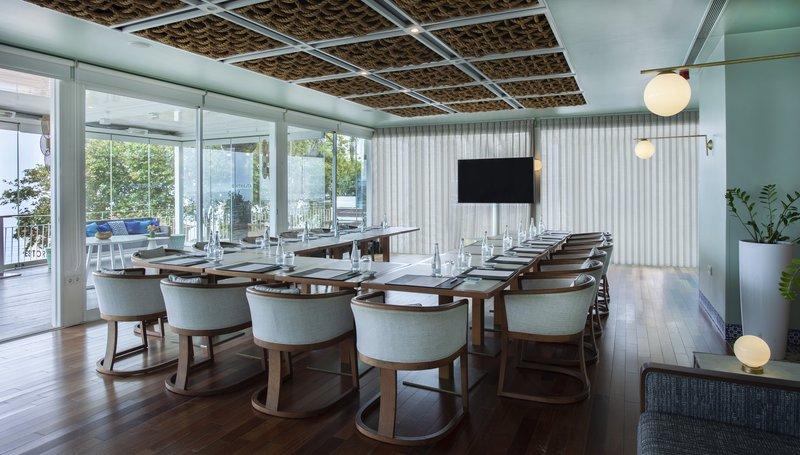 Intercontinental Estoril-Villa Atlantico U Shape<br/>Image from Leonardo
