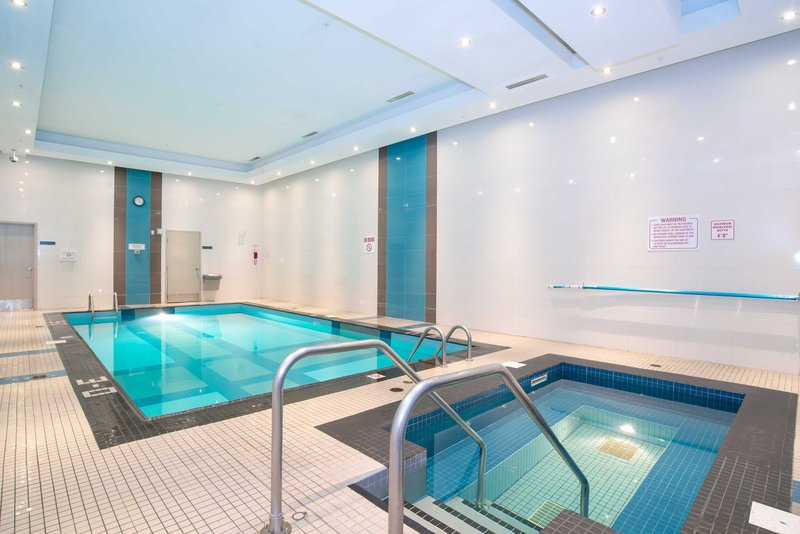 Sandman Hotel, Suites Winnipeg Airport-Swimming Pool<br/>Image from Leonardo