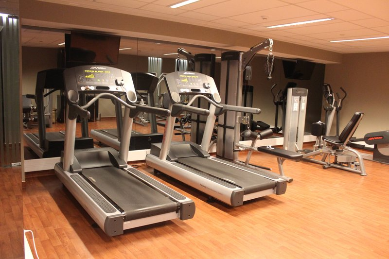 Intercontinental Estoril-Gym space<br/>Image from Leonardo