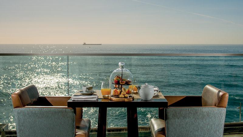 Intercontinental Estoril-Tea Time with Ocean View<br/>Image from Leonardo