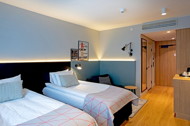 Holiday Inn Helsinki - Exhibition & Convention Centre-Pillow menu is available in all our guest rooms, make your choice<br/>Image from Leonardo