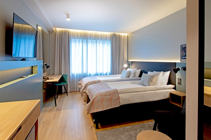 Holiday Inn Helsinki - Exhibition & Convention Centre-Enjoy your stay at our comfortable guest rooms<br/>Image from Leonardo