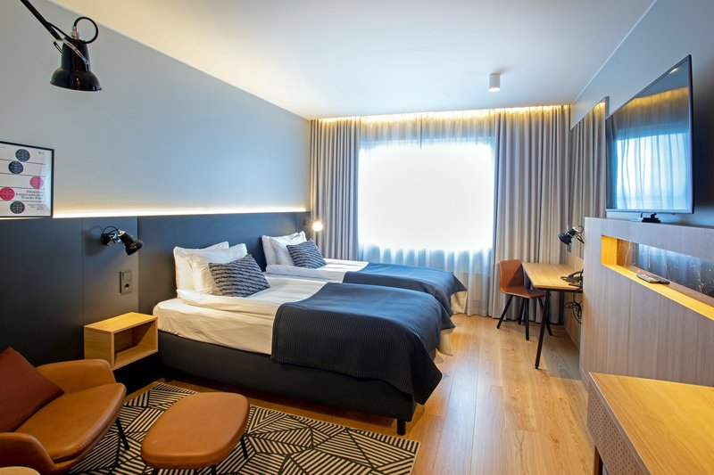 Holiday Inn Helsinki - Exhibition & Convention Centre-Enjoy your stay at comfortable Executive Rooms on the top floor.<br/>Image from Leonardo