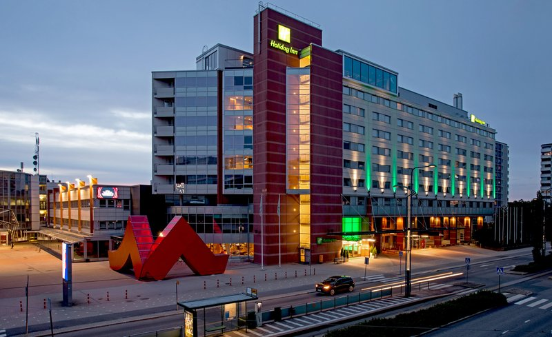 Holiday Inn Helsinki - Exhibition & Convention Centre-Welcome to Pasila and Holiday Inn Helsinki - Expo<br/>Image from Leonardo