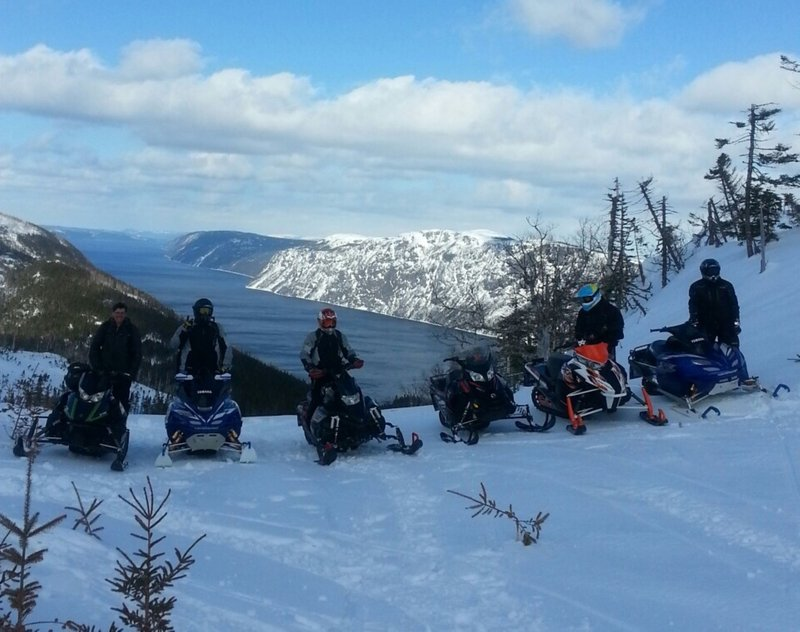 Holiday Inn Express Deer Lake-Experience a fun snowmobiling adventure!<br/>Image from Leonardo