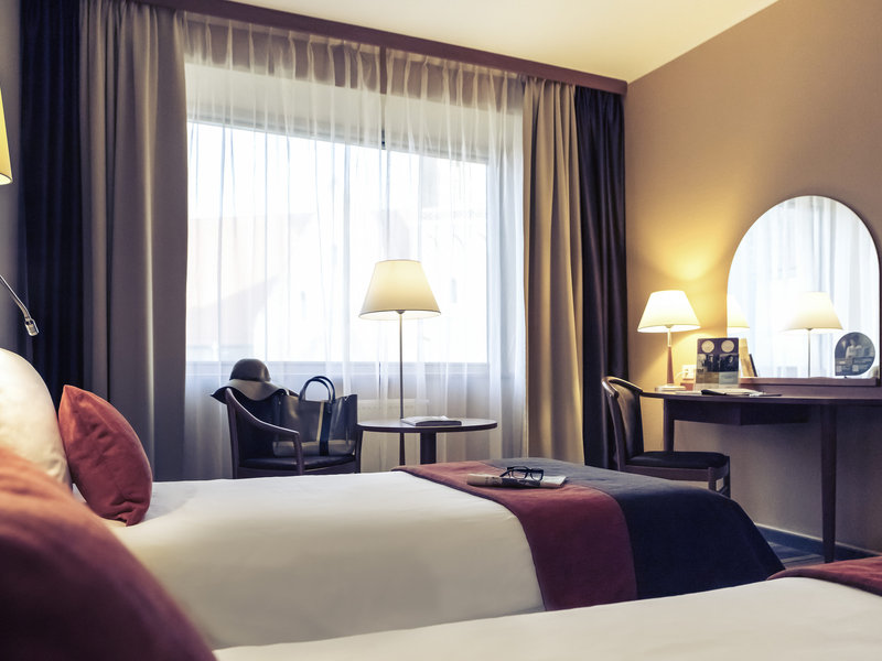 Hotel Mercure Wroclaw Centrum-Guest Room<br/>Image from Leonardo