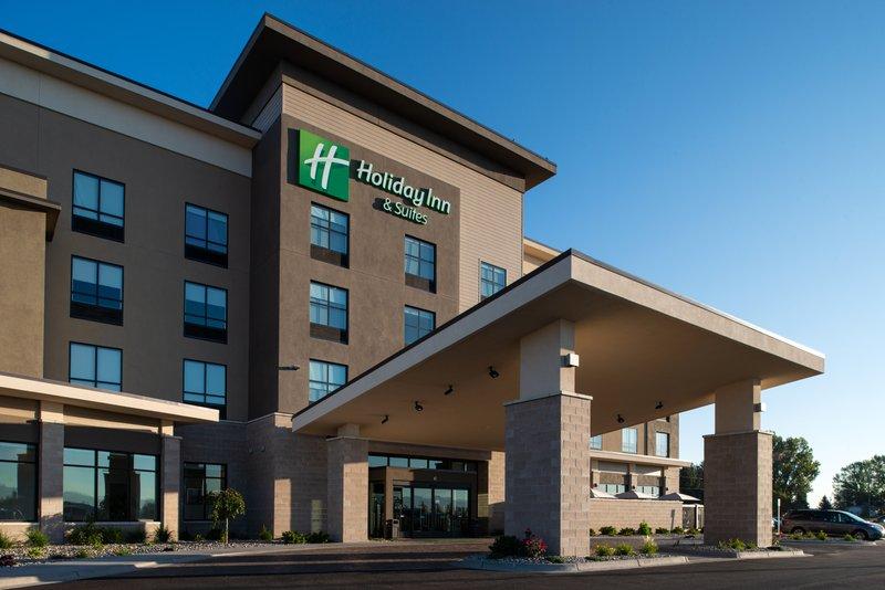Holiday Inn Hotel And Suites Idaho Falls-Hotel Exterior<br/>Image from Leonardo