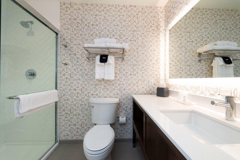 Holiday Inn Hotel And Suites Idaho Falls-Guest Bathroom<br/>Image from Leonardo