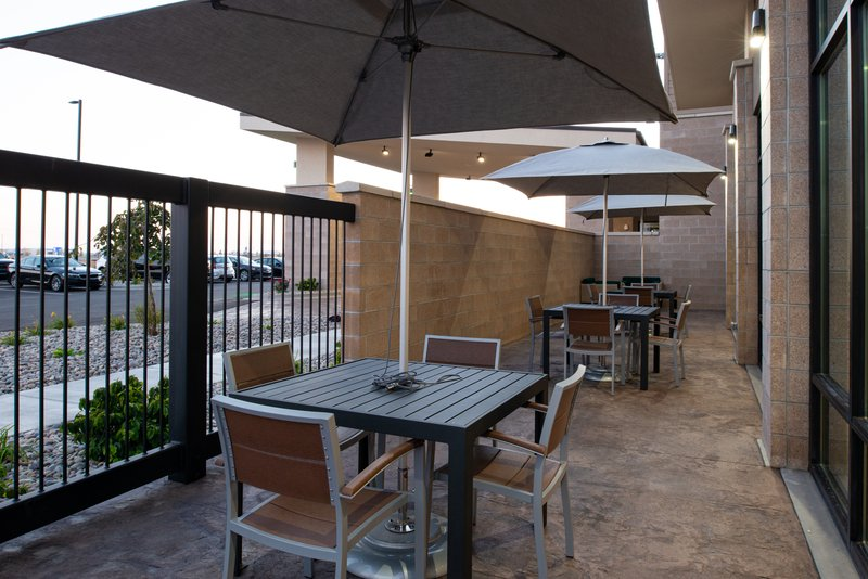 Holiday Inn Hotel And Suites Idaho Falls-Guest Patio<br/>Image from Leonardo