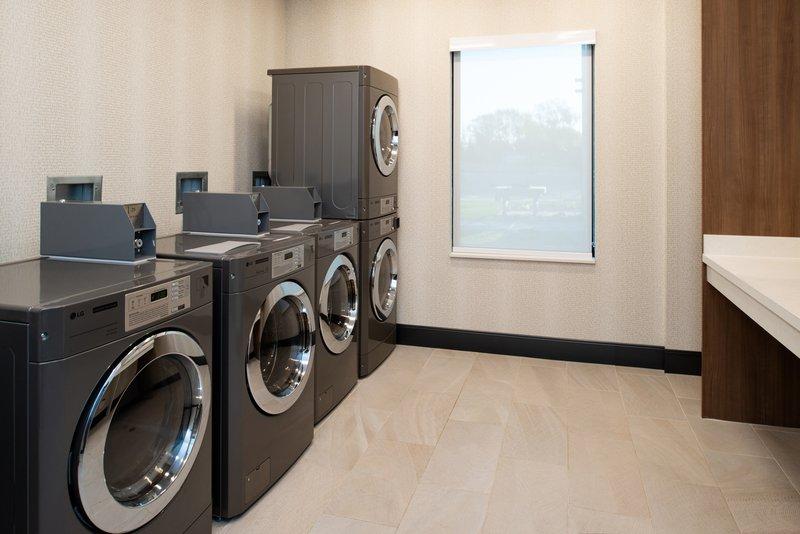 Holiday Inn Hotel And Suites Idaho Falls-Laundry Facility<br/>Image from Leonardo