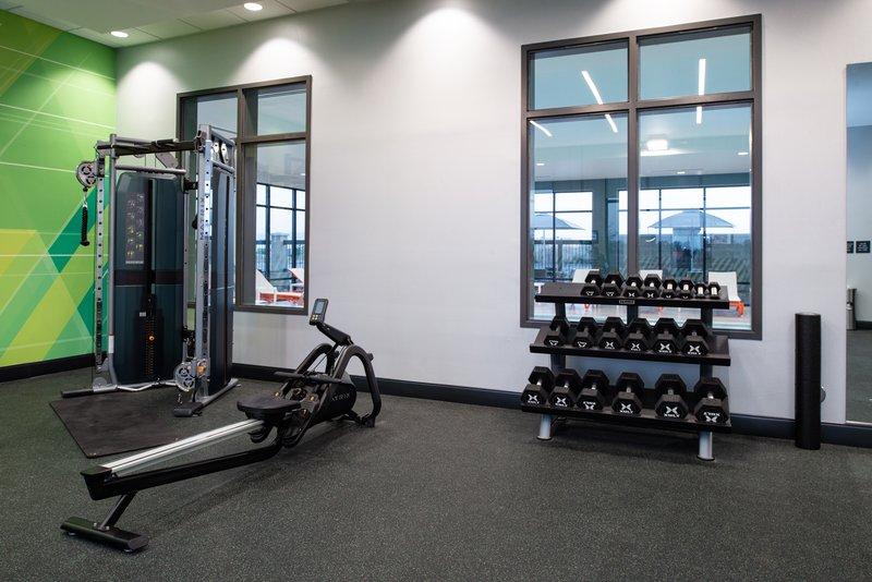 Holiday Inn Hotel And Suites Idaho Falls-Fitness Center<br/>Image from Leonardo