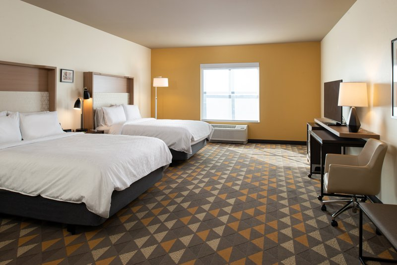Holiday Inn Hotel And Suites Idaho Falls-Double Bed Guest Room<br/>Image from Leonardo