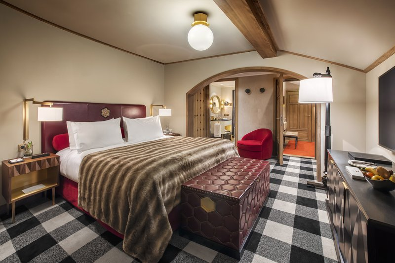 Mercure Courchevel Hotel-Prestige Room<br/>Image from Leonardo