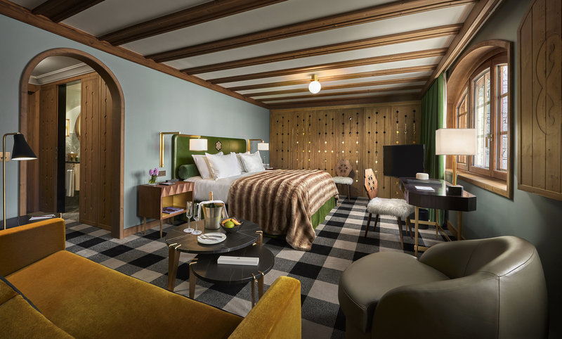 Mercure Courchevel Hotel-Junior Suite<br/>Image from Leonardo