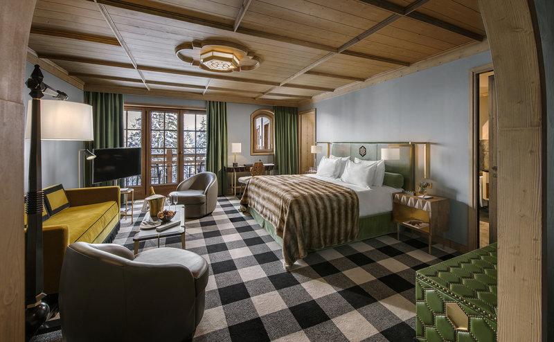 Mercure Courchevel Hotel-Deluxe Junior Suite<br/>Image from Leonardo