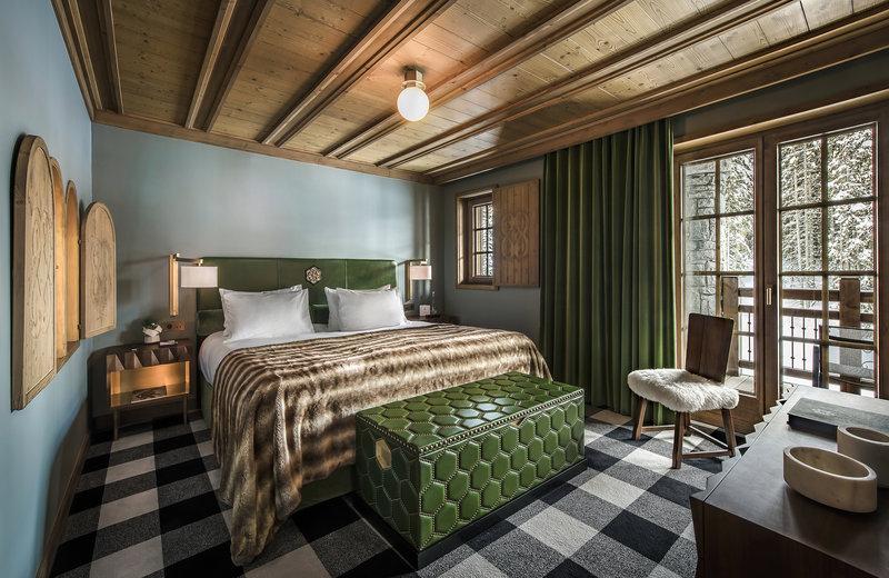 Mercure Courchevel Hotel-One Bedroom Suite Room<br/>Image from Leonardo