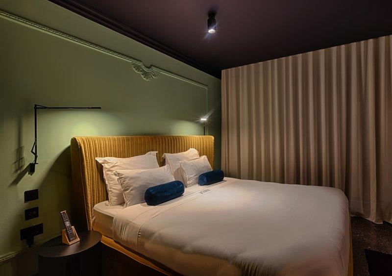 Rosselli AX Privilege-STD - Maruzzo Collection - Double Bed - C1D<br/>Image from Leonardo