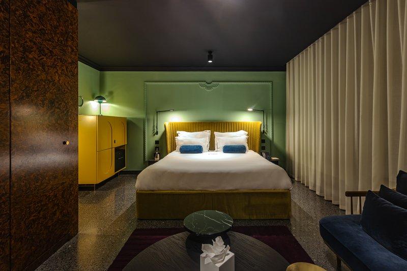 Rosselli AX Privilege-STD - Maruzzo Collectio - Double Bed - C1D<br/>Image from Leonardo