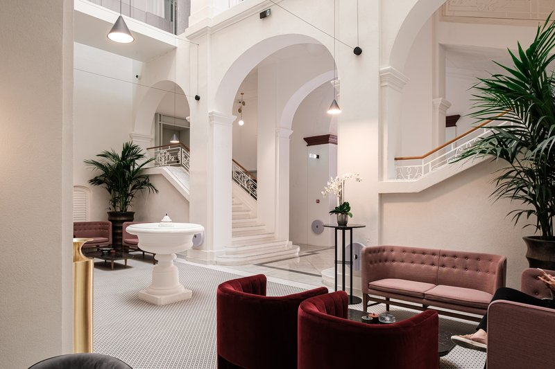 Rosselli AX Privilege-Rosselli Lounge<br/>Image from Leonardo