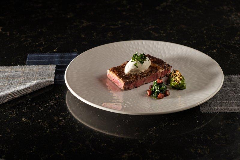 Rosselli AX Privilege-Under-Grain Michelin Restaurant <br/>Image from Leonardo