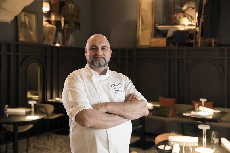 Rosselli AX Privilege-Rosselli - Executive Chef - Victor Borg<br/>Image from Leonardo