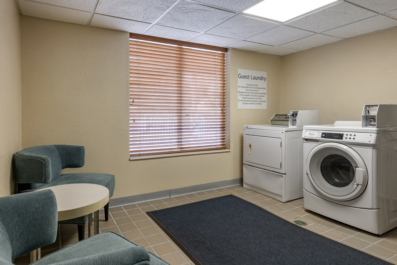 Holiday Inn Express & Suites The Villages-Laundry Facility<br/>Image from Leonardo