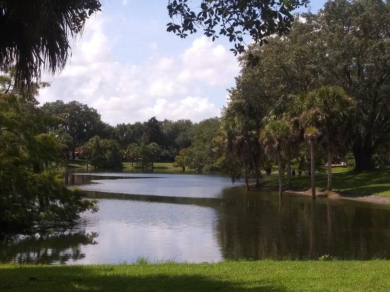 Holiday Inn Express & Suites The Villages-Outside Pond<br/>Image from Leonardo