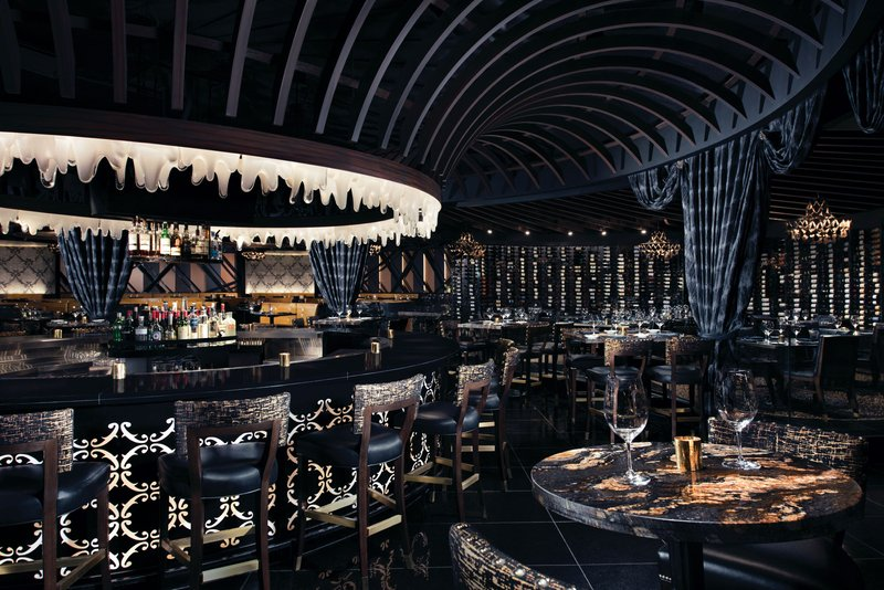 Aria Resort and Casino - Jean Georges Steakhouse <br/>Image from Leonardo