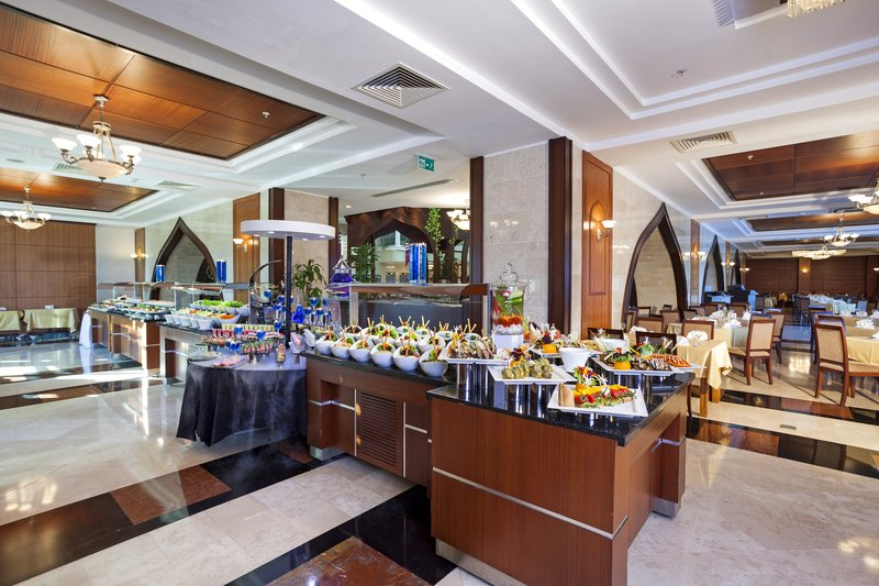 Crowne Plaza Antalya-Our open buffet Service<br/>Image from Leonardo