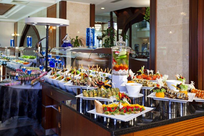 Crowne Plaza Antalya-Taste our amazing buffet.<br/>Image from Leonardo