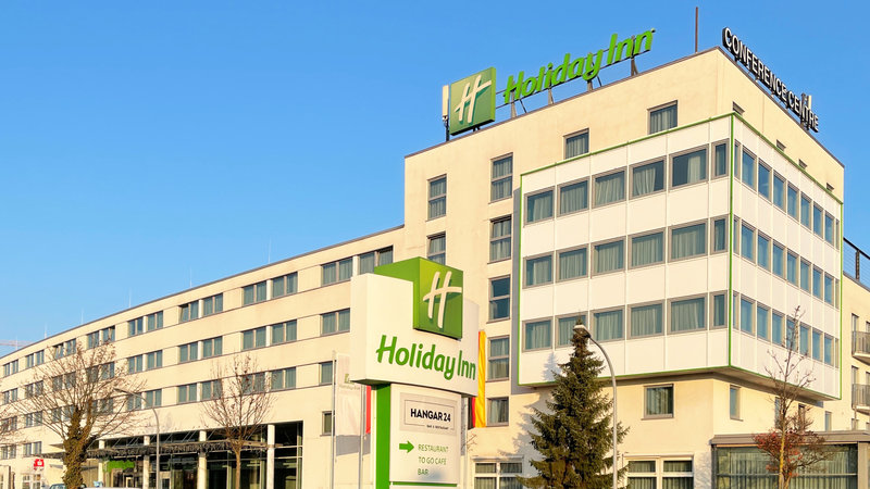 Holiday Inn Berlin Airport - Conf Centre-Hotel Exterior<br/>Image from Leonardo