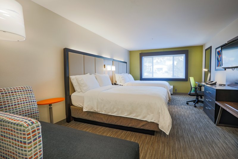 Holiday Inn Express Prescott-2 Queen Deluxe Room <br/>Image from Leonardo