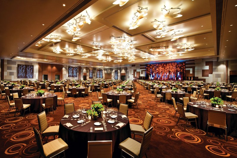 Aria Resort and Casino - Banquet Space <br/>Image from Leonardo
