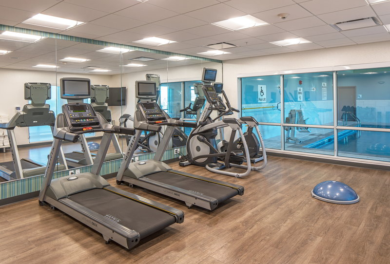 Holiday Inn Express And Suites West Omaha - Elkhorn-Onsite Fitness Center<br/>Image from Leonardo