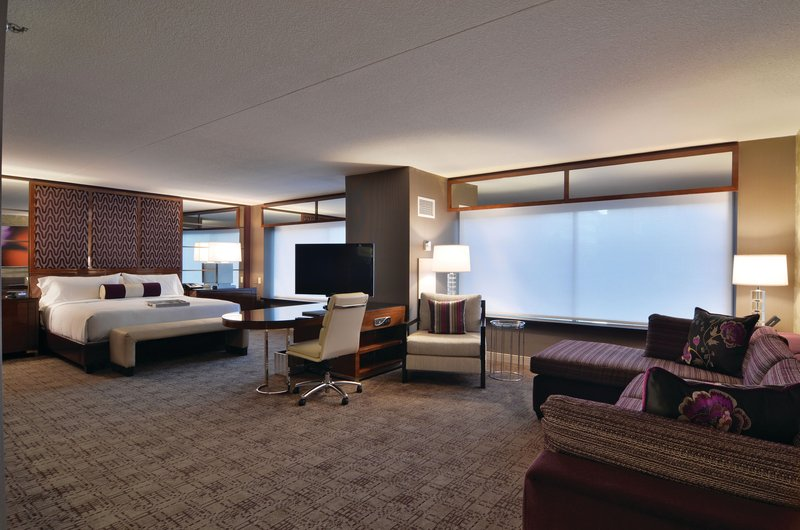 MGM Grand Hotel & Casino - Executive King Suite <br/>Image from Leonardo