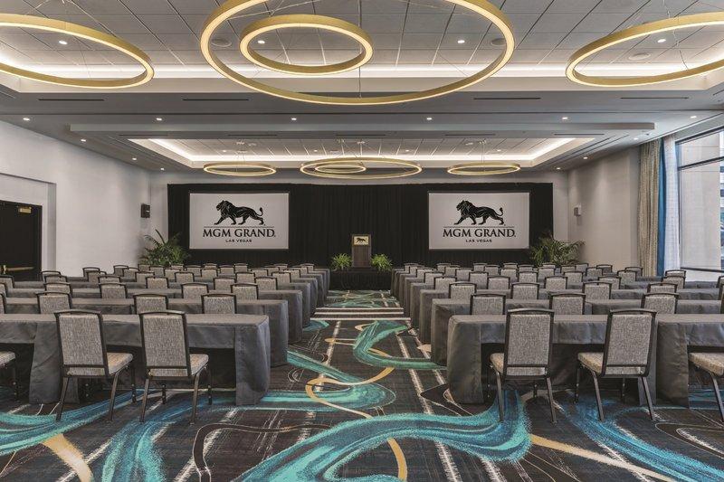 MGM Grand Hotel & Casino - Ballroom <br/>Image from Leonardo