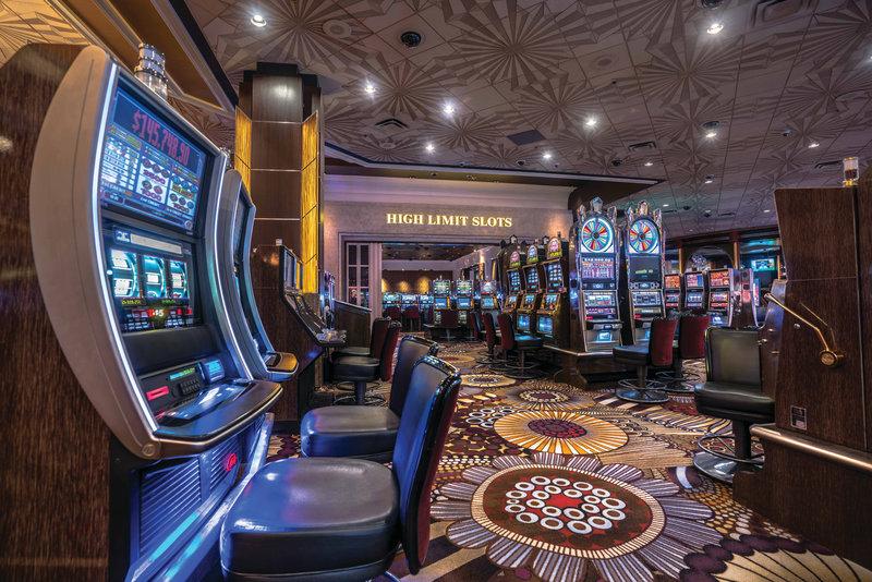 MGM Grand Hotel & Casino - MGM Grand Casino Floor <br/>Image from Leonardo