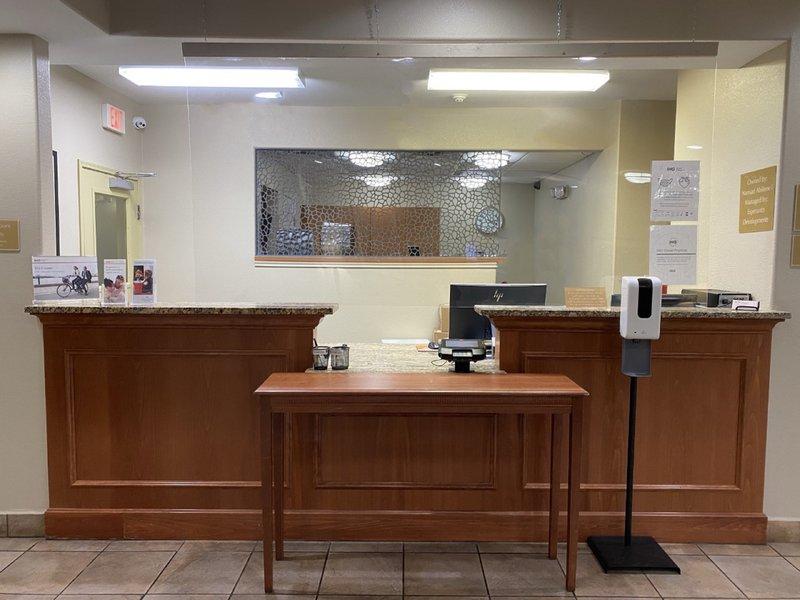 Candlewood Suites Abilene-Front Desk<br/>Image from Leonardo