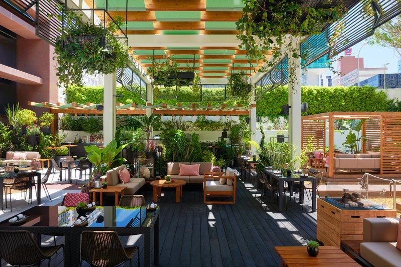 Corinthia Hotel Lisbon-Corinthia Lisbon Soul Garden<br/>Image from Leonardo
