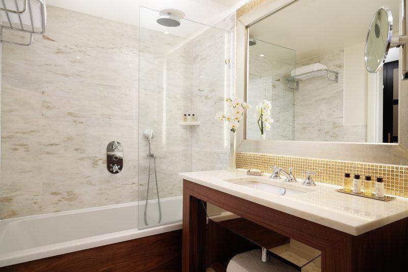 Corinthia Hotel Lisbon-Corinthia Lisbon Deluxe King Bathroom Jack Hardy<br/>Image from Leonardo