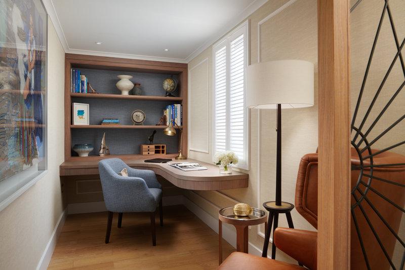 Corinthia Hotel Lisbon-Corinthia Lisbon Maritime Suite Study<br/>Image from Leonardo